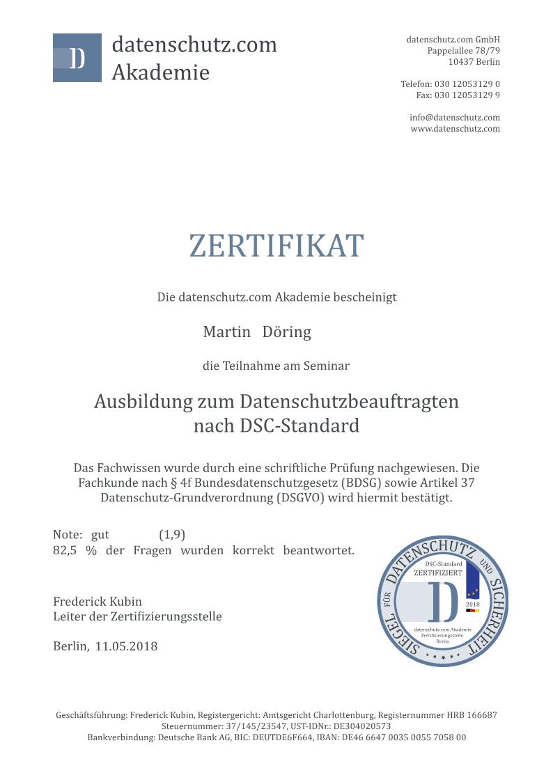Schön Dea Zertifizierung Fotos - projektmanagement zertifizierung ...